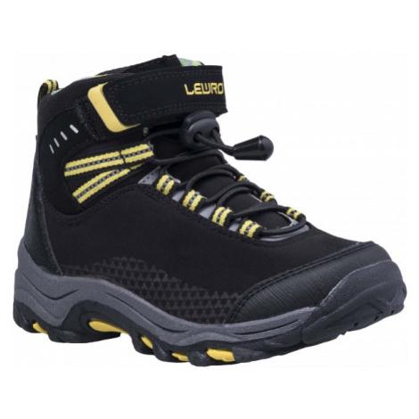 Lewro TESI žlutá - Dětská treková obuv