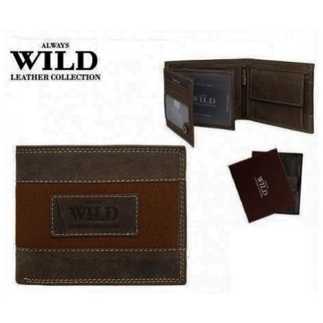 Wild Pánská moderní peněženka
