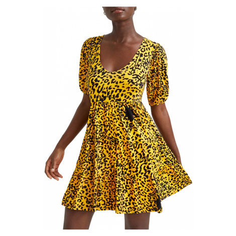 Dámské šaty Desigual 21WWVK35/8011