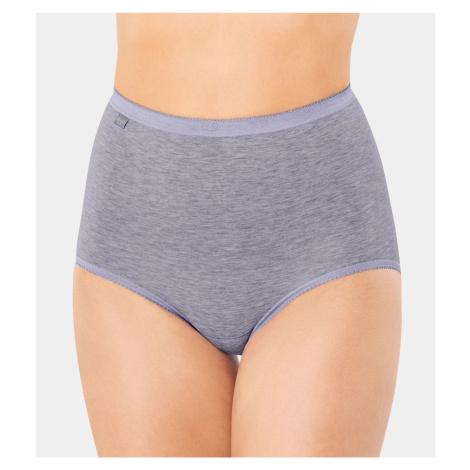 Dámské kalhotky sloggi Basic+ Maxi šedá kombinace - SLOGGI