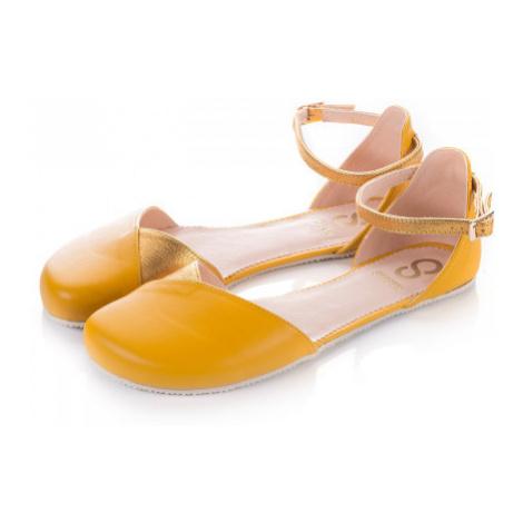 lodičky Shapen Poppy II Sun Yellow