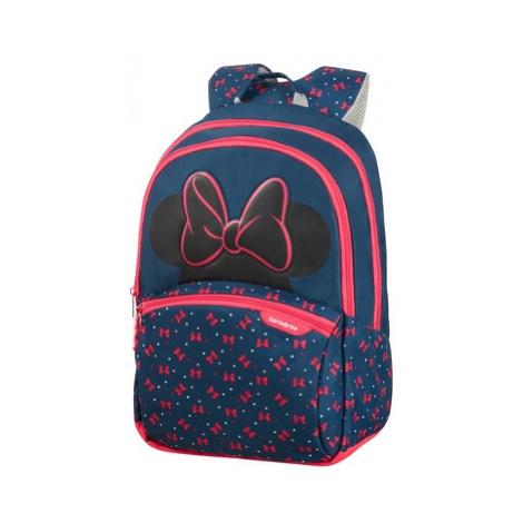 SAMSONITE Dětský batoh Disney Ultimate 2.0 Minnie Neon, 35 x 19 x 49 (106713/7065)
