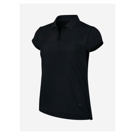 Polo triko Nike Černá