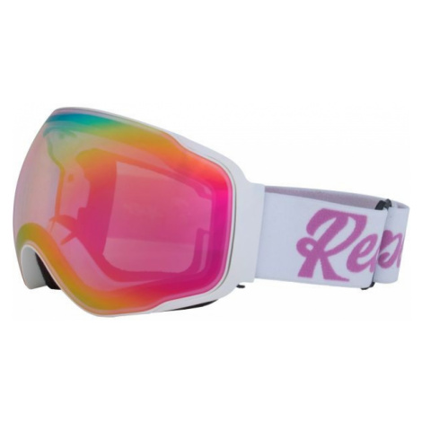 Reaper FRAMY bílá - Dámské snowboardové brýle
