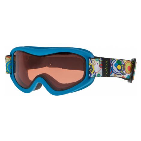 RELAX TEDDY Lyžařské brýle HTG33H modrá
