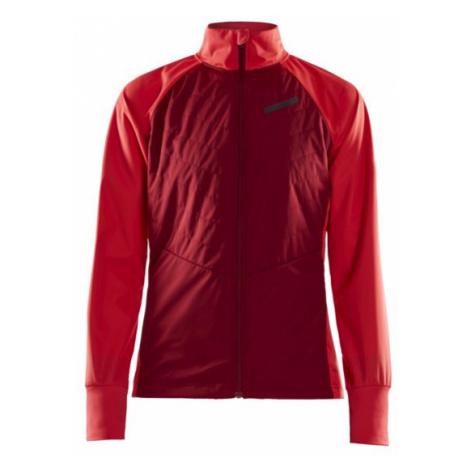 Dámská bunda CRAFT Storm Balance červená