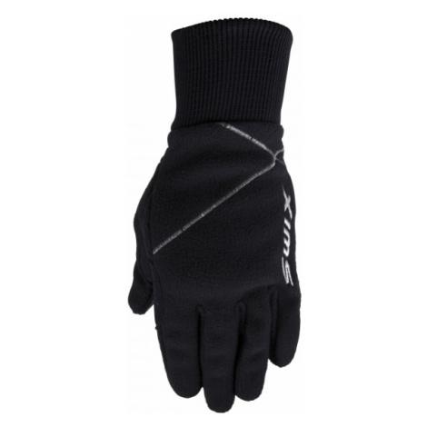 Swix ORION FLEECE W černá - Teplé zimní rukavice