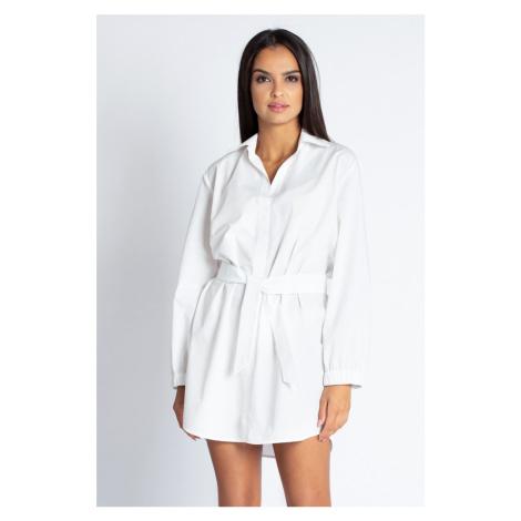 Bílé šaty Celin Dursi
