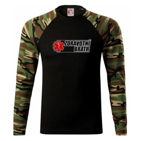Zdravotní bratr - rescue - Camouflage LS