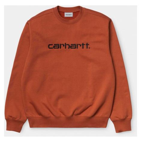 MIKINA CARHARTT Carhartt - oranžová Carhartt WIP