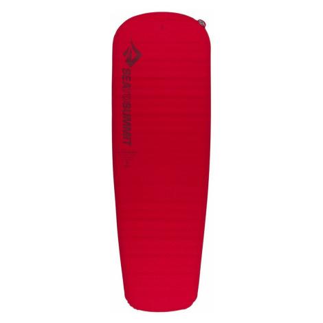Samonafukovací karimatka Sea to Summit Comfort Plus Mat L Barva: červená