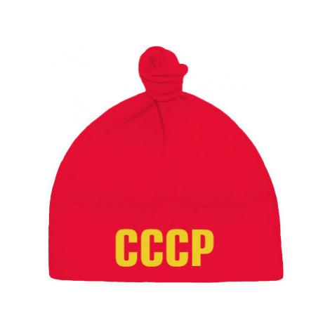 Dětská čepice s uzlem CCCP