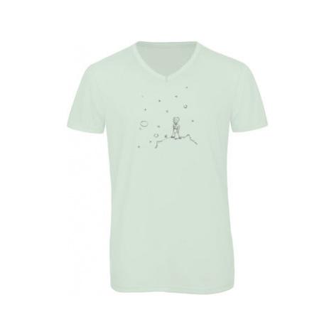 Pánské triko s výstřihem do V Malý princ