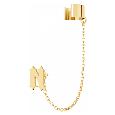 Giorre Woman's Chain Earring 34587