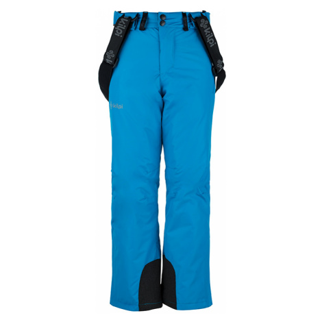 Kilpi Dětské lyžařské kalhoty Mimasb modrá