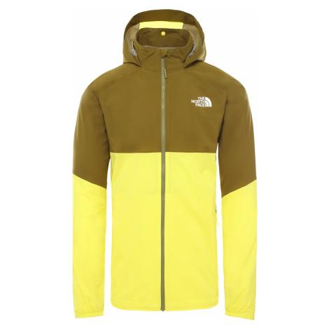 Pánská bunda THE NORTH FACE M Varuna 2.5L Jacket, Tnf Lemon/Fir Green