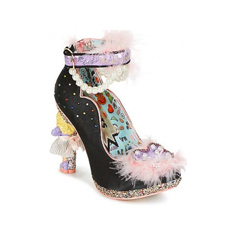 Irregular Choice ALL ABOUT MOI Černá