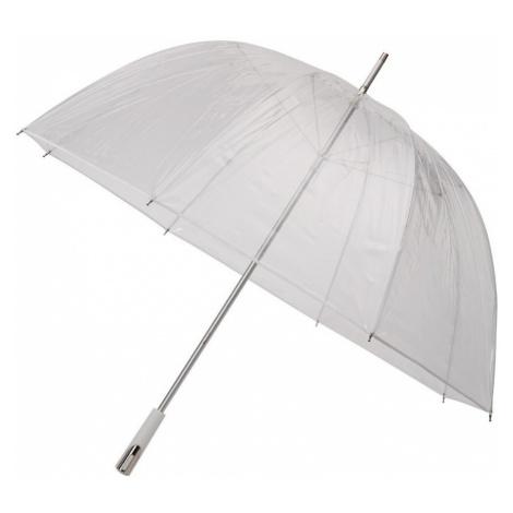 Elegantní průhledný partnerský holový deštník Chaunci Doppler