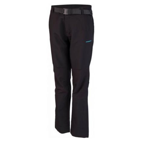 Crossroad AMIE černá - Dámské softshellové kalhoty
