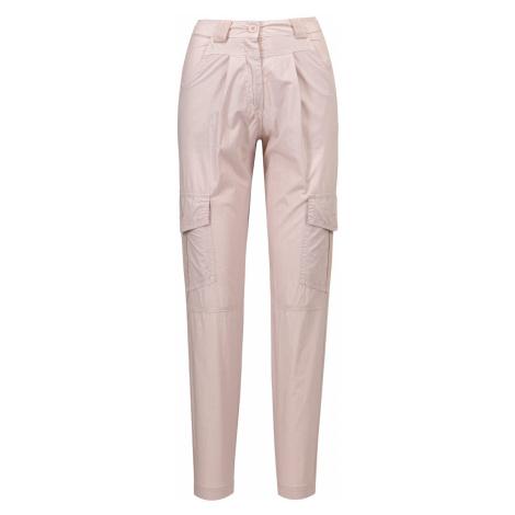 Kapsáčové kalhoty AERONAUTICA MILITARE růžová