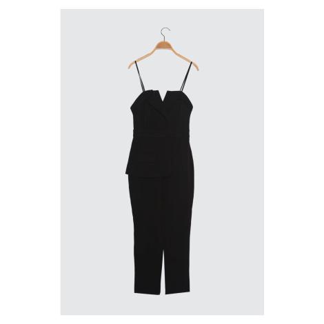 Trendyol Black Strap Jumpsuit