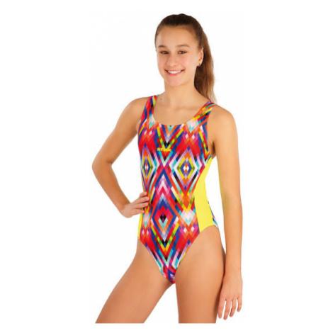 Dívčí jednodílné sportovní plavky Litex 57569 | viz. foto