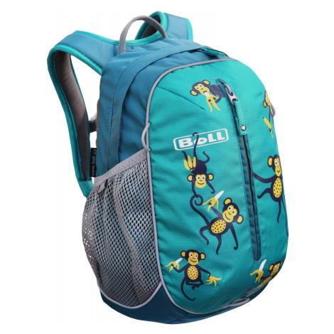 Dětský batoh Boll Roo 12 l Barva: modrá/zelená
