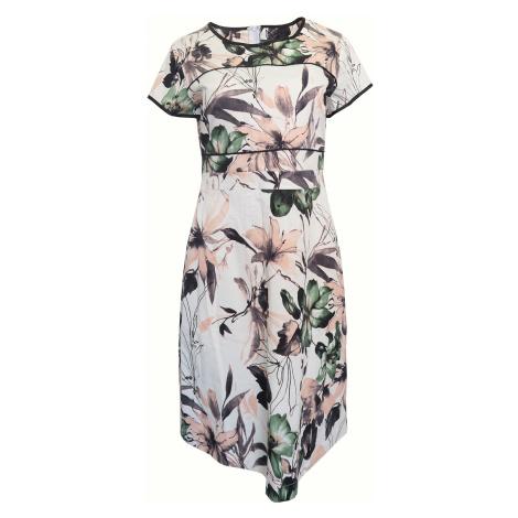 Květované šaty Sandro Ferrone