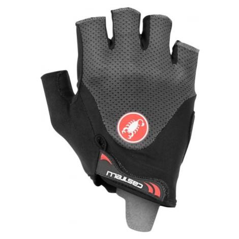 Castelli ARENBERG GEL 2 černá - Pánské cyklistické rukavice