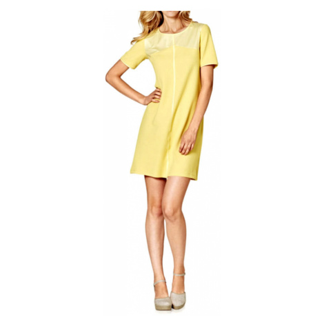 HEINE - BC DÁMSKÉ ŠATY HEINE - BC, šaty žluté