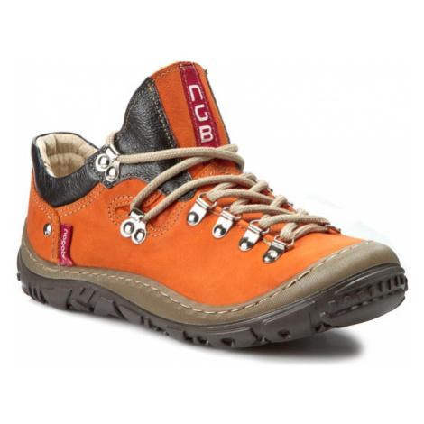 Trekingová obuv NAGABA - 054 Orange