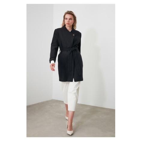Dámský kabát Trendyol Belted