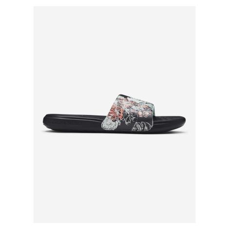 Ansa Graphic Pantofle Under Armour Černá