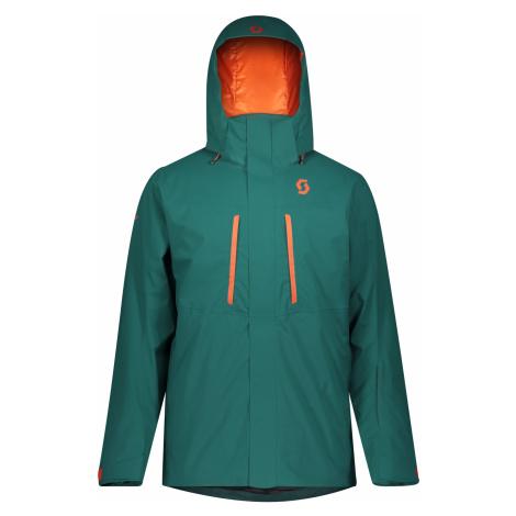 pánská bunda SCOTT Jacket M's Ultimate DRX, jasper green