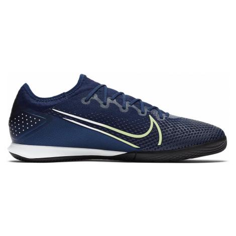 Sálovky Nike Mercurial Vapor 13 Pro IC Tmavě modrá / Bílá