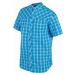 Pánská košile Regatta HONSHU IIIodrá