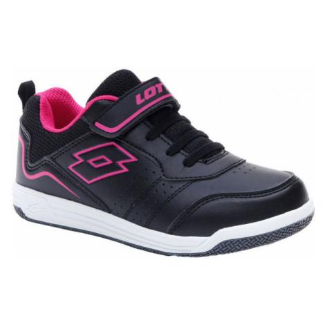 Lotto SET ACE AMF XIV CL SL růžová - Juniorské volnočasové boty