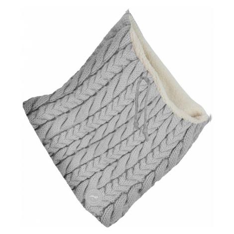 Nákrčník zateplený Giuli Springstar, light grey