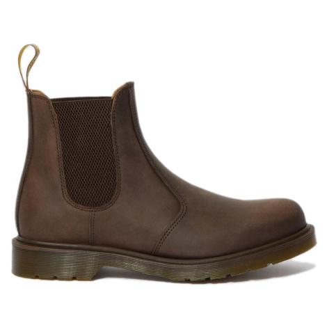 Dr. Martens 2976 Leather Chelsea Boots hnědé DM11853201 Dr Martens