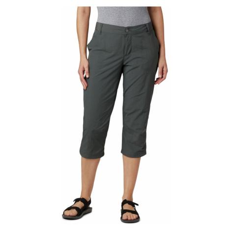 3/4 kalhoty Columbia Silver Ridge™ 2.0 Capri W - šedá