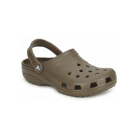 Crocs CLASSIC CAYMAN Hnědá
