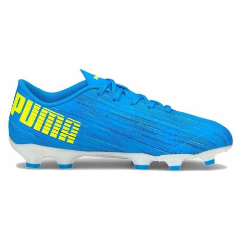 Kopačky Puma Ultra 4.2 FG/AG Modrá / Žlutá