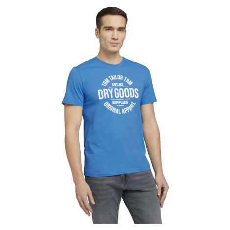 Tom Tailor pánské triko s nápisem 1026193-26178