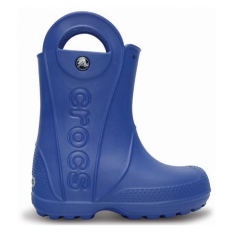 holínky Crocs Handle it Rain Boot - Cerulean Blue