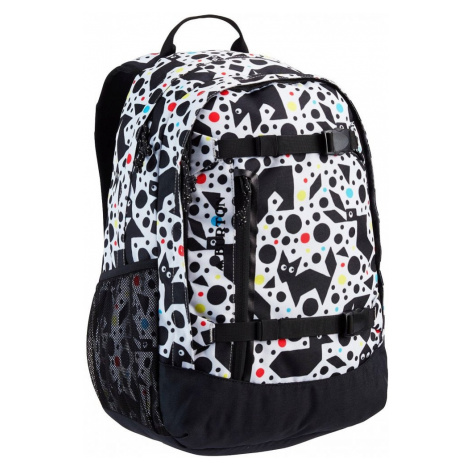 Batoh Burton Youth Day Hiker tangranimals print 20l
