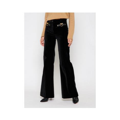Kalhoty z materiálu Pinko