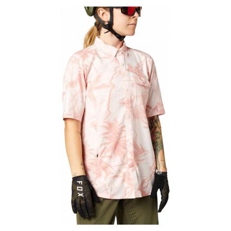 Dámský cyklistický dres Fox Womens Flexair Woven SS
