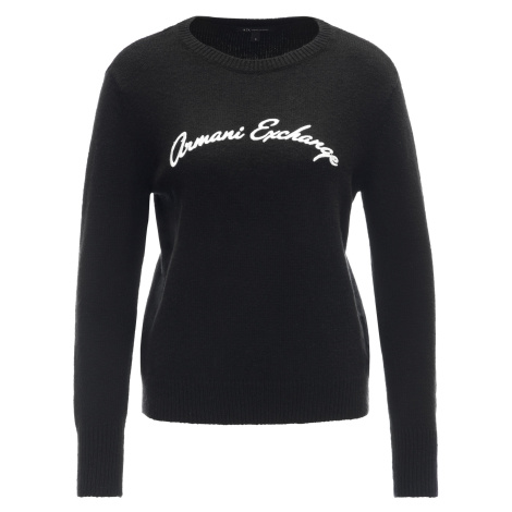 Černý svetr - ARMANI EXCHANGE