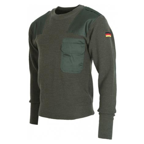 Pulovr BW Commando Plus zelený Max Fuchs