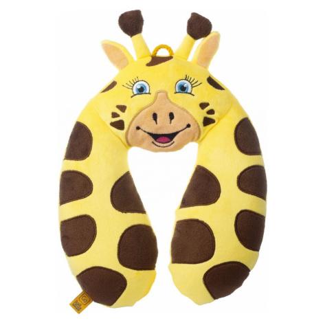 Go Travel dětský podhlavník Giraffe